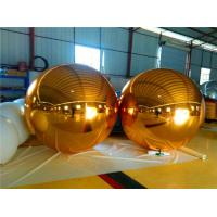 Buy cheap Decoration Mirror Ball Shine Color Advertising Air Balloons Customized from wholesalers