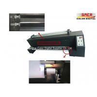 Quality Mirror Flag Making Dye Sublimation Machine Double 4 Color CMYK 1600mm Working Width for sale