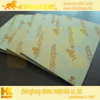 China Nonwoven shoes footwear shoe insole board nonwoven cellulose insole board on sale