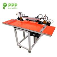 Buy cheap 3mm-6mm Round Corner PP Side Edge Sealing Machine for Glass Bottle Layer Pad from wholesalers