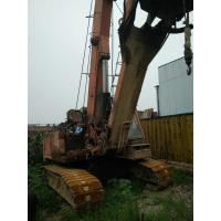 Buy cheap japan Hydraulic Truck Crane used hitachi pilling rig Th55 made in from wholesalers