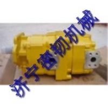 Quality The gear pump 705-11-36100 komatsu bulldozer parts for sale