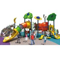 Quality Public Outdoor Playground Equipment Plastic Kai Qi Playground Ideal Option For Kindergarten for sale