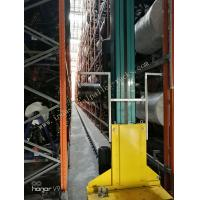 Heavy Load Stack Crane For Automated Storage And Retrieval System Running Speed