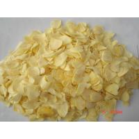 Quality Dehydrated garlic flake for sale