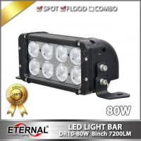 Buy cheap 80W led work light bar high power driving headlamp for agriculture farm from wholesalers