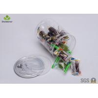China 360ml Safety Transparent Spice Sealed Jars for Food packaging on sale