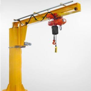 Quality Floor Mounted 5 Ton 10 Ton BZ Model Column Overhead Jib Crane 360 - Degree Rotating for sale