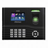 Quality Biometric Time Attendance, with Built-in Linux Operation System and ZEM500 Hardware Platform for sale