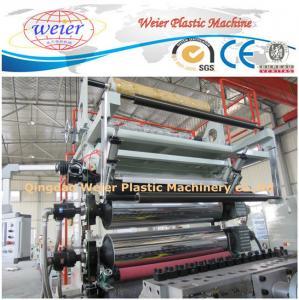 Quality 1-4mm Plastic Rigid Pvc Marble Sheet Making Machine 380v 3p 50hz for sale
