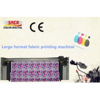 Quality Continuous Ink Supply Sublimation Fabric Plotter Dual CMYK Color High Efficiency for sale