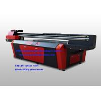 Quality CE Flatbed UV printer  Wide Format 2500 x 1300 mm With Ricoh GEN5 Print Head for sale