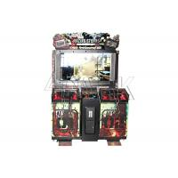 Quality Razing Storm shooting target simulator  Fighting Video Game machine for sale