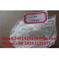 Quality Oral Anabolic Anti Estrogen Homebrew Steroids Clomiphene Citrate CAS 50-41-9 for sale