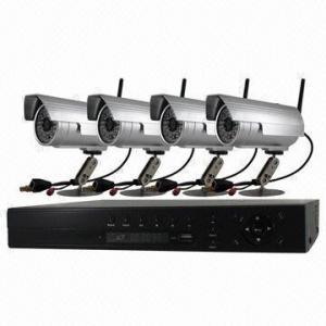 China CCTV Standalone DVR System/Security H.264 DVR/Analog and IP Camera Hybrid DVR, Built-in Web Server on sale