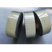 Quality Strong Adhsive Life Jacket Reflective Tape Corrosion Resistance For Marine Product for sale
