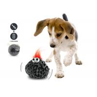 Quality Lovely Shaking Jumping Squeaky Dog Ball , Motorized Ball Dog Toy With Batteries for sale