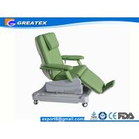Quality Blood Drawing Chair Mobile Patient Dialysis Chair Transfusion Chair Price for sale