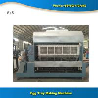 Quality Paper recycling machinefull automatic paper egg tray production machine for sale