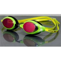 Buy Mc-3800 Mirror Coated Lens With Special Printing Swimming Goggles at wholesale prices