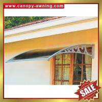 excellent waterproof sunproof merican pc polycarbonate diy awning rh canopy awning com wholesale webtextiles com