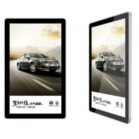 Quality ISO90001 55 inch Outdoor Digital Signage Kiosk Touch Screen Totem Intelligent for sale