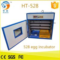 Quality New Products Professional Full Automatic Industrial 528 Egg Incubator for sale