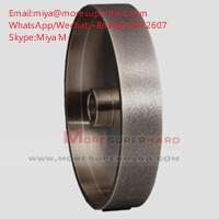 Buy cheap Electroplated CBN Grinding Wheel For Woodturning Tools miya@moresuperhard.com from wholesalers