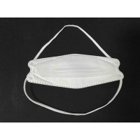 Quality Exhalation Valve 4ply FFP3 Willow Type Face Mask for sale