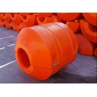 "Quality 20"" pipe floater/floating body for dredger pipeline/HDPE pipe dredging line for sale"