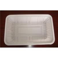 Buy PET Tray  plastic container disposable blister transparent clear degradable tasteless no-harm at wholesale prices