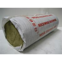 China Rock wool blanket insulation with wire mesh for power plant and pipe insulation on sale