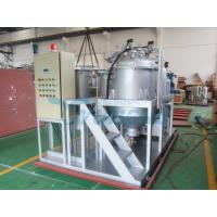 Quality Green Environmental Tyre Pyrolysis Oil Refining Machine for sale