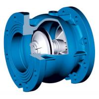 China Silence Check Valve DN200 / Flange drilled PN10 / SS 316 AISI / Pressure PN16 on sale
