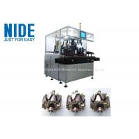 Quality High Speed 5 Station Armature Balancing Machine with R Type Cutter for sale