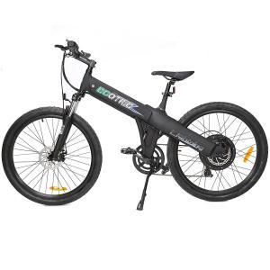 China Energy Saving Smart Electric Bike / Mountain Bike With Electric Motor Assist on sale