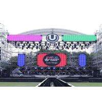 Quality Waterproof IP65 Background LED TV Screen Rental P4.81 P5.95 500x500mm LED Cabinet for sale
