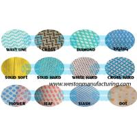 Quality Nonwoven wiper fabric of spunlaced non wovens wipes spun lace Microfibre Glass Cloths for sale