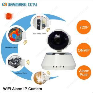 China Wireless 2 way audio motion detection alarm push video ip camera on sale