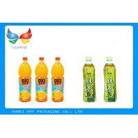 Quality High Grade PVC Shrink Sleeve Film Roll Packing  For Small Tea Bags / Foods / Drinks for sale