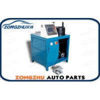 China Trut Shock Absorber Hydraulic Hose Crimping Machine Fast Crimping / Accuracy 0.05 Mm on sale