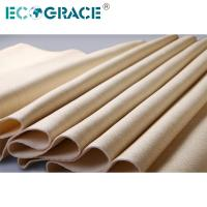 Quality Air Filter Material Needle Felt Filter Aramid / Nomex / PPS / Fiberglass PTFE for sale