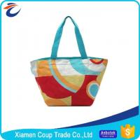 Quality Various Fashion Nylon Shopping Carry Bag Boutique Sport Tote Customized Colors for sale