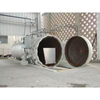 China Textile Chemical Concrete Autoclave Block To Steam Sand Lime Brick , High Pressure on sale