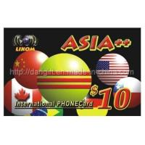 China International Phone Card on sale
