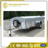 Quality Waterproof PVC Truck Trailer Cover Tarp for sale