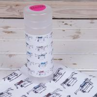 Quality Microfiber printed cleaning cloth with PP tube packing-Pet towel for sale