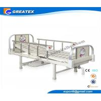 Quality High Grade Durable Stainless Steel Hospital Baby Bed / Cot for Infant Nursing for sale