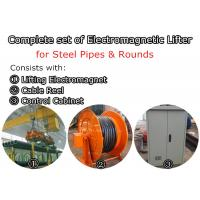 Quality Lifting Electromagnet for Round  and Steel Pipe for sale