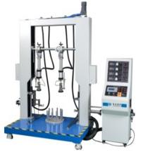 China Automatic Furniture Testing Machines BIFMA X 5.1 , Chair Arm And Leg Cyclic Durability Tester HD-F735 on sale